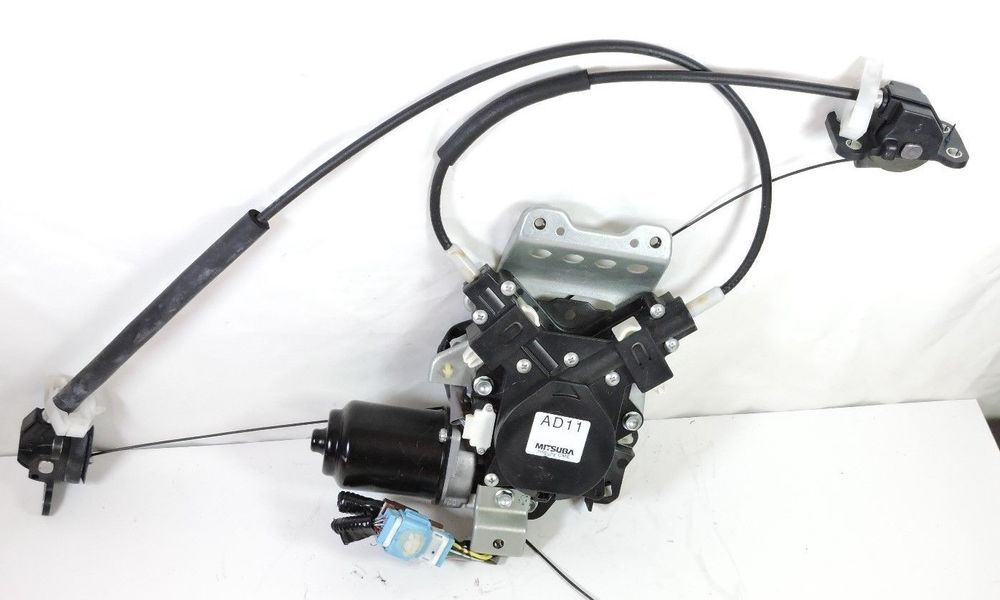 05 10 Honda Odyssey Left Driver Side Lh Power Sliding Door Cable Motor Assembly Ebay