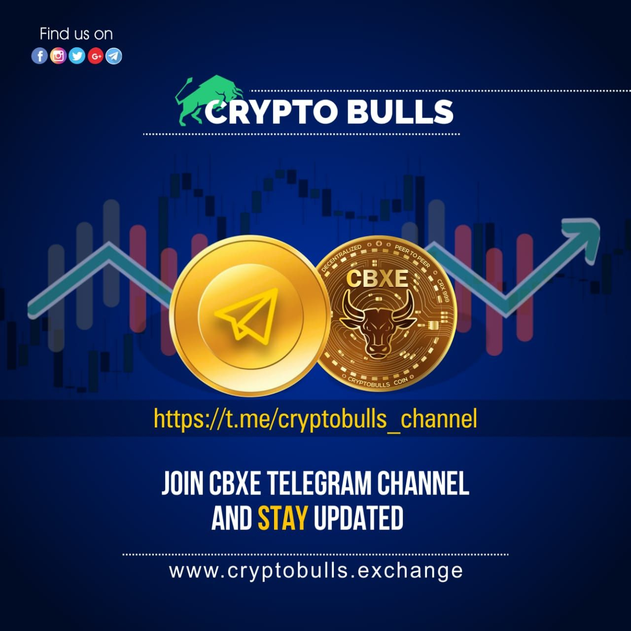 Join #CBXE #Telegram Channel and Stay Updated #crypto #usdtrading