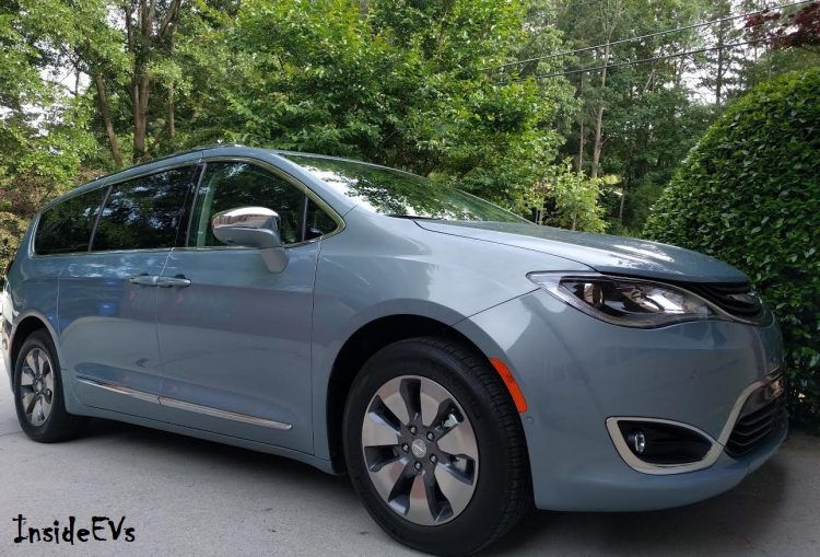 All Chrysler Pacifica Hybrids Recalled In Us And Canada Details