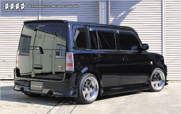 Preta Exclusive V2 Scion Xb Suv Van