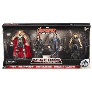 #Hasbro #Amazon Exclusive #MarvelLegends #Avengers: #AgeOfUltron 4 Pack Listing http://www.toyhypeusa.com/2015/07/04/hasbro-amazon-exclusive-marvel-legends-avengers-age-of-ultron-4-pack-listing/