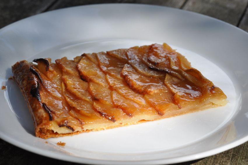 apfelkuchen mit salzbutterkaramell tarte pinterest apfelkuchen apfel und lecker backen. Black Bedroom Furniture Sets. Home Design Ideas