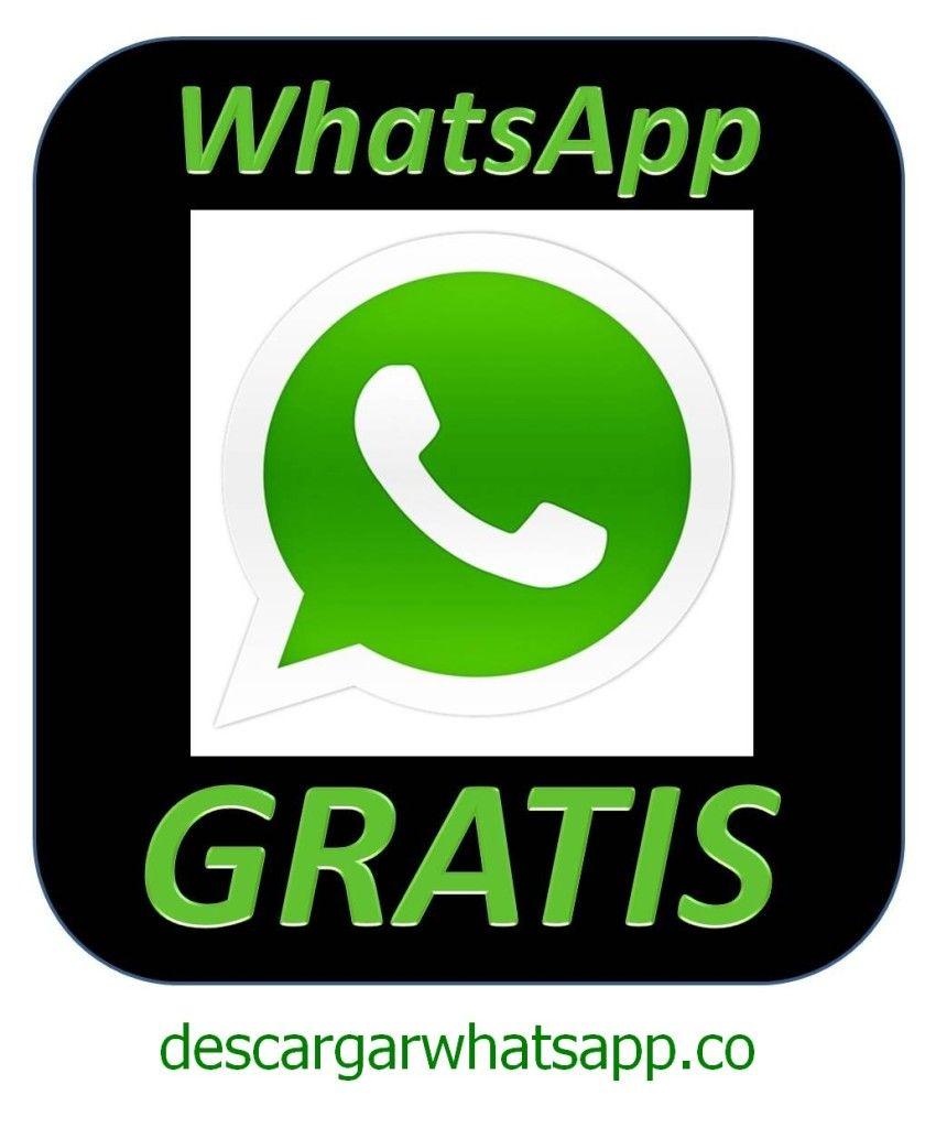 descaragar whatsapp gratis desde la pagina http