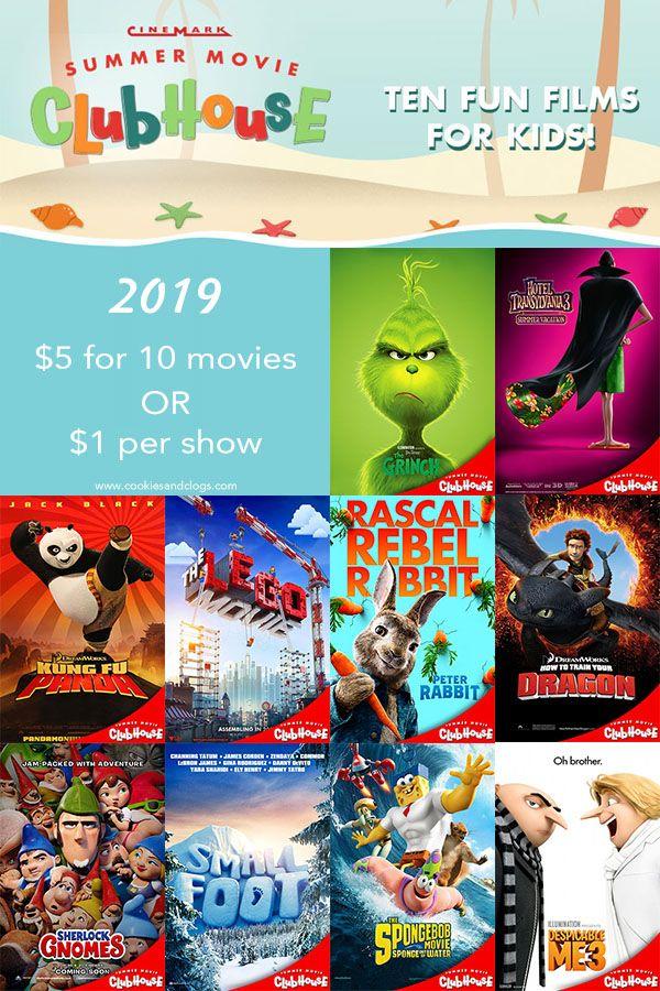 Time for 2019 Summer Movie Deals at Cinemark, Regal & AMC
