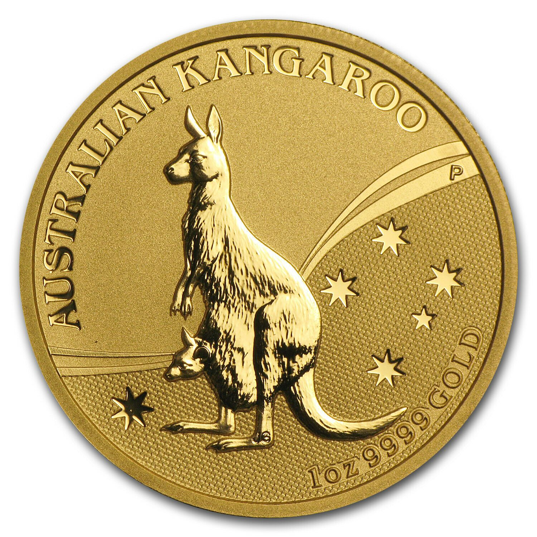2009 Australia 1 Oz Gold Kangaroo Bu Sku 43911 Ebay In 2020 Australia Kangaroo Australian Gold Gold Bullion Coins