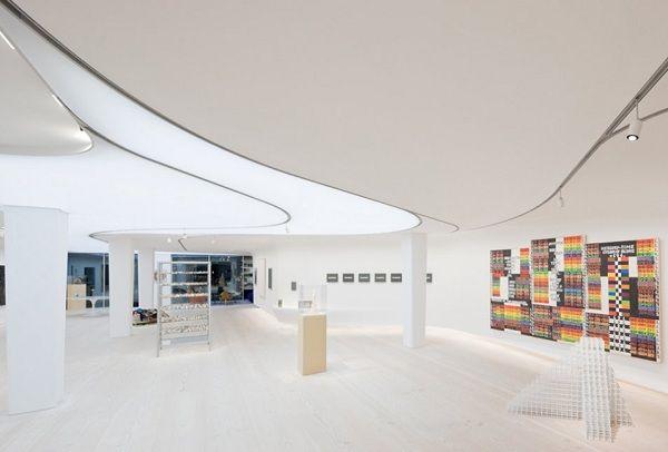 Luxus Loft Weisem Interieur Design | Luxus Loft Mit Kunstvollem Weissem Interieur Design Design