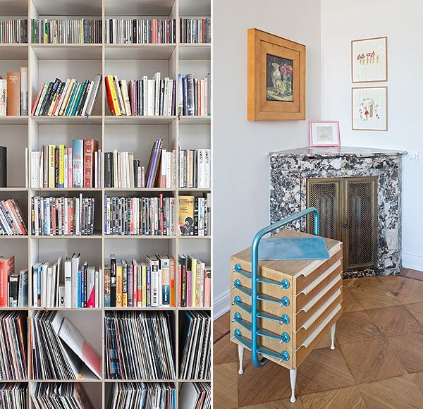 Art Collector's Apartment by BERLINRODEO, Berlin, Germany.