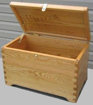 Como hacer una caja de madera caja de madera cajas y madera - Hacer cajas de madera ...