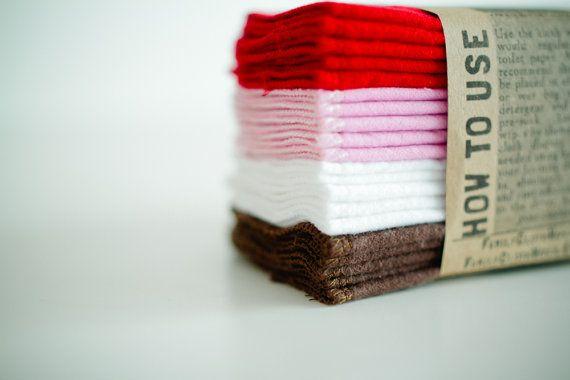 Ecofriendly Cloth Wipes Family Cloth Wipes  by FamilyClothWipes