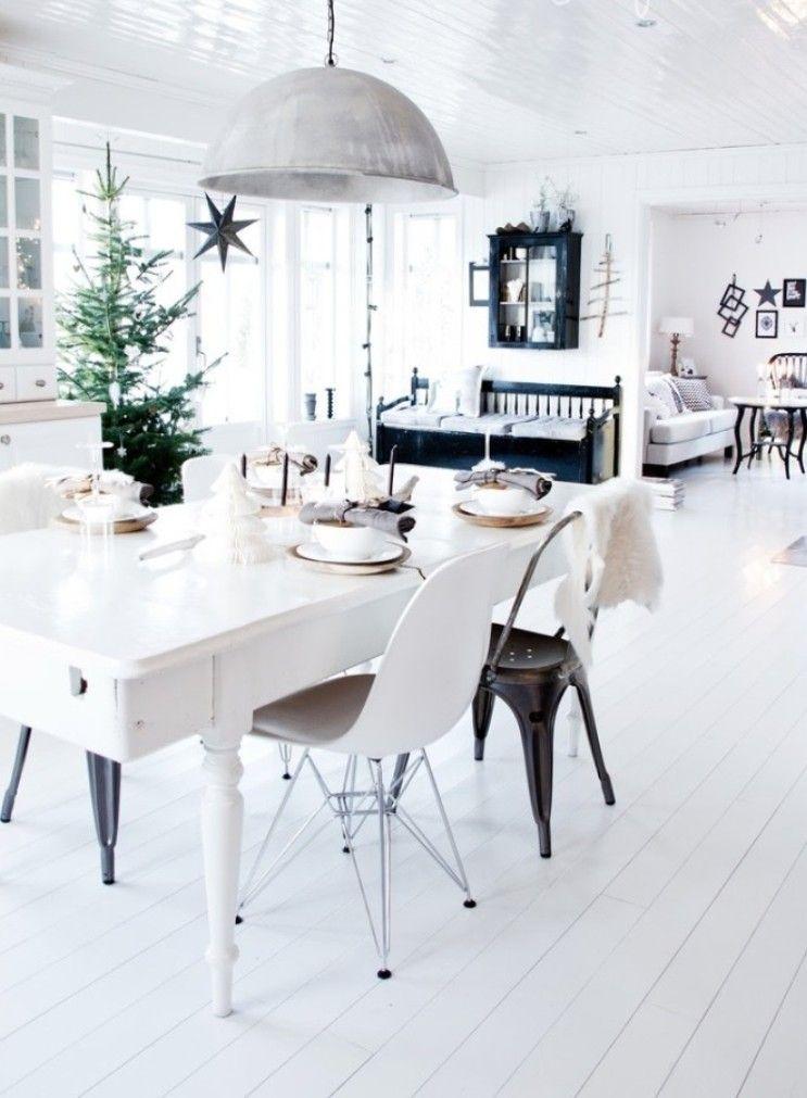Eames Vs Tolix Home Goods Decor Dining Room Design Interior