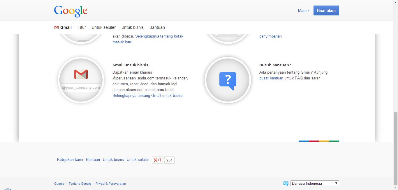 Cara Membuat Email Baru Daftar Gmail Login Indonesia Kalender Tablet Kotak Simpanan