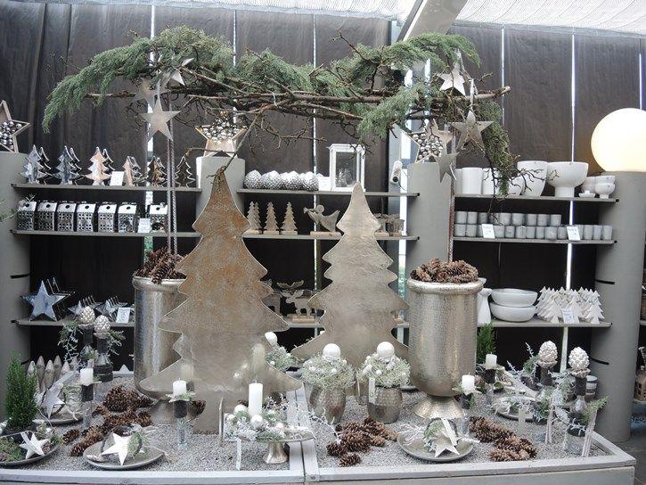 Über Uns - Presse & Bilder - Bilder von der Adventsausstellung 2015 Blumenhaus Wenner - Werne Stockum