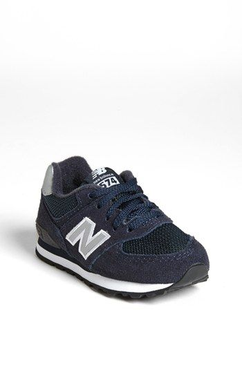 49be480c0 New Balance '574' Sneaker (Baby, Walker & Toddler) available at #Nordstrom
