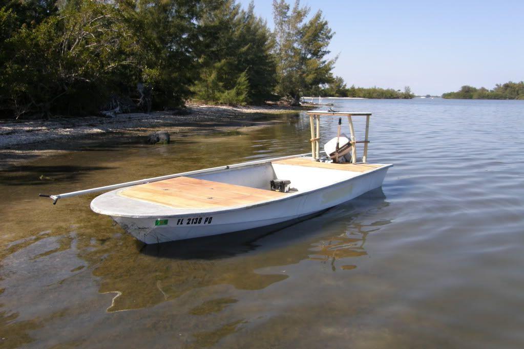 microskiff com - 16 foot Banana River Skiff   Skiff   John boats