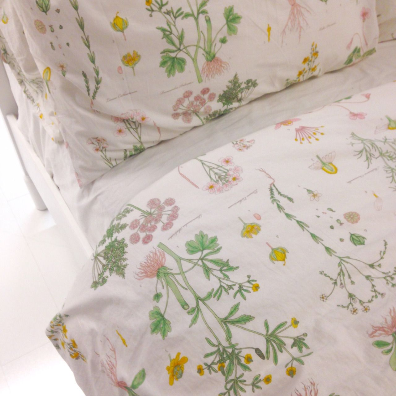 Aesthetic Bed Sheets Ikea