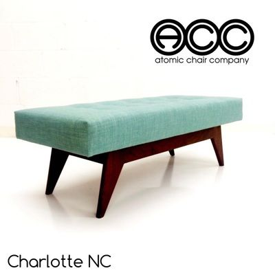 The Astro Ottoman By Atomic Chair Company Www Atomicchaircompany