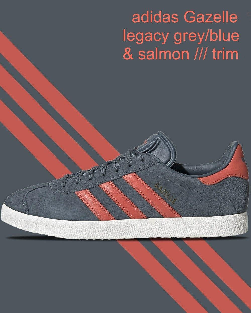 adidas gazelle salmon
