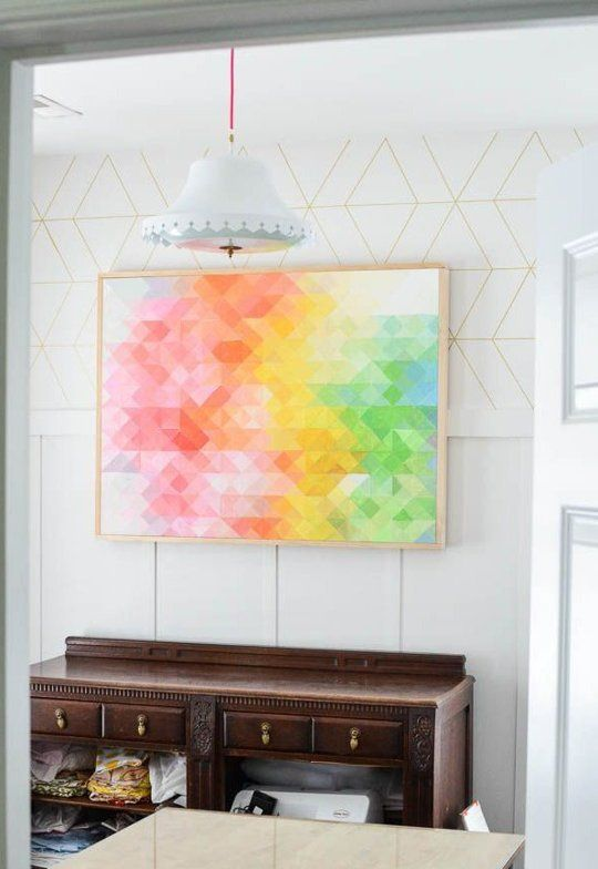 Diy Digital Art 10 Art Projects You Can Make Using Photoshop Diy Wall Art Simple Wall Art Diy Wall Art Decor