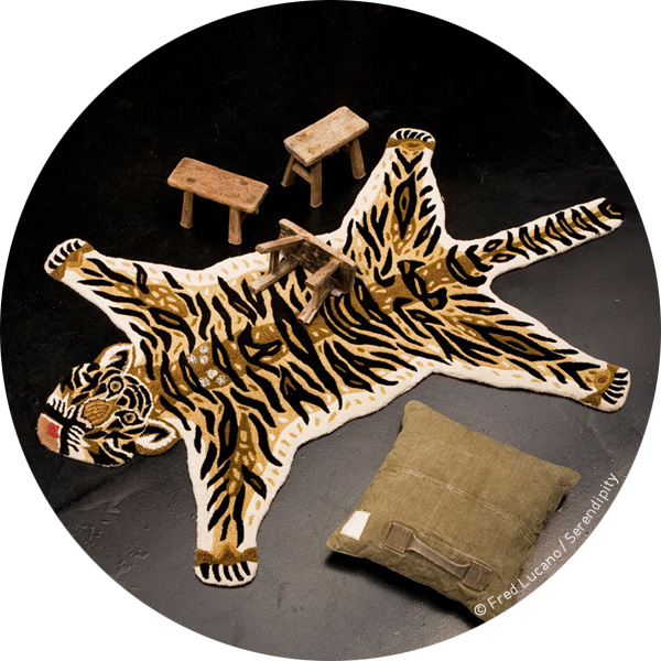 Tiger Rug Room: Tiger Rug For Baby Room For A Tiger Year Baby