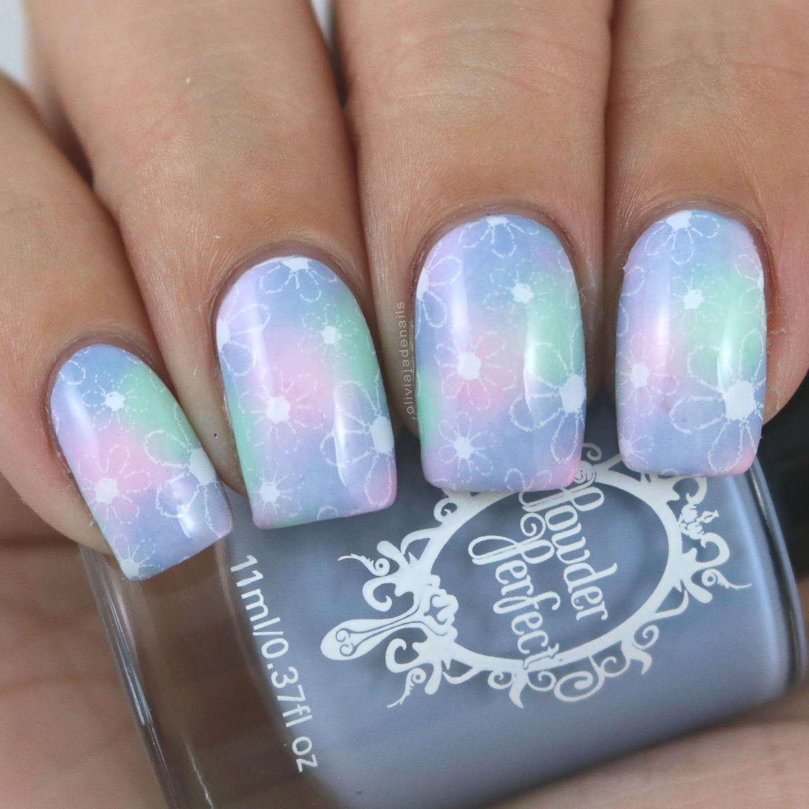 Olivia Jade Nails | Nails! Nails! Nails! | Pinterest | Jade nails ...