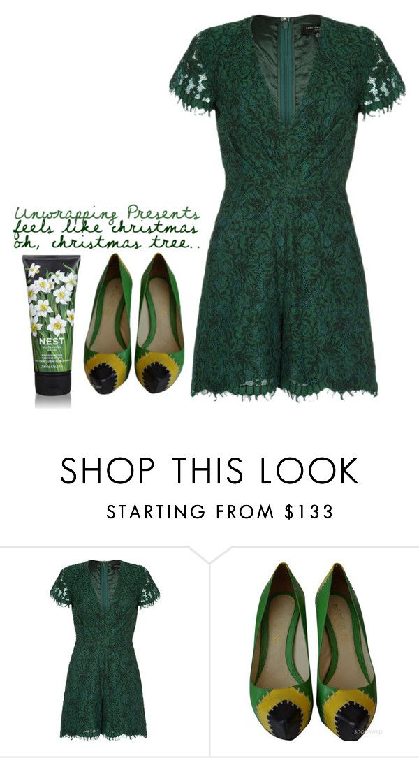 """Outfit #492"" by novemberdelane ❤ liked on Polyvore featuring L.A.M.B., Nest Fragrances and vintage"