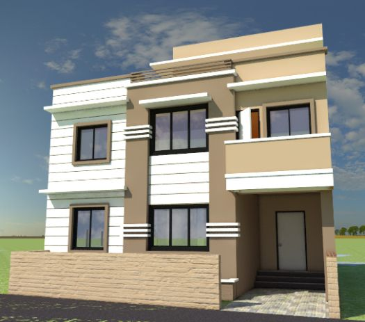 Residence Of Mr Rajan Shiwakoti House Styles Spacious