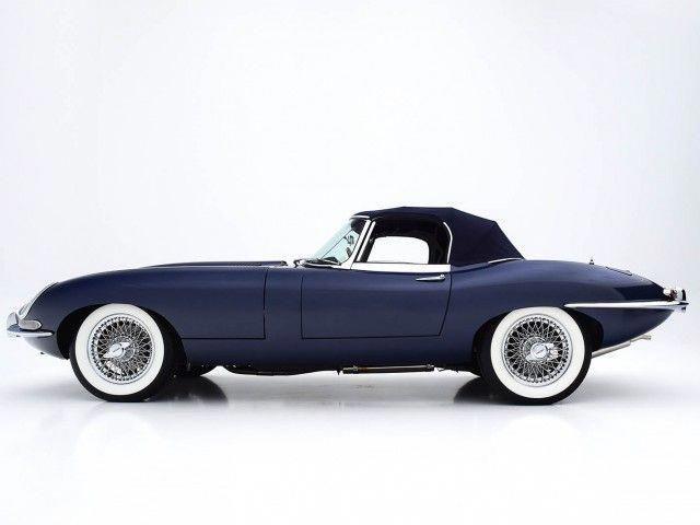 1963 Jaguar E-Type Roadster | Hyman Ltd. Classic Cars