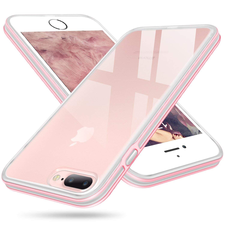 online store b1398 5f68f Amazon.com: Salawat Compatible iPhone 7 Plus Case, Clear iPhone 8 ...