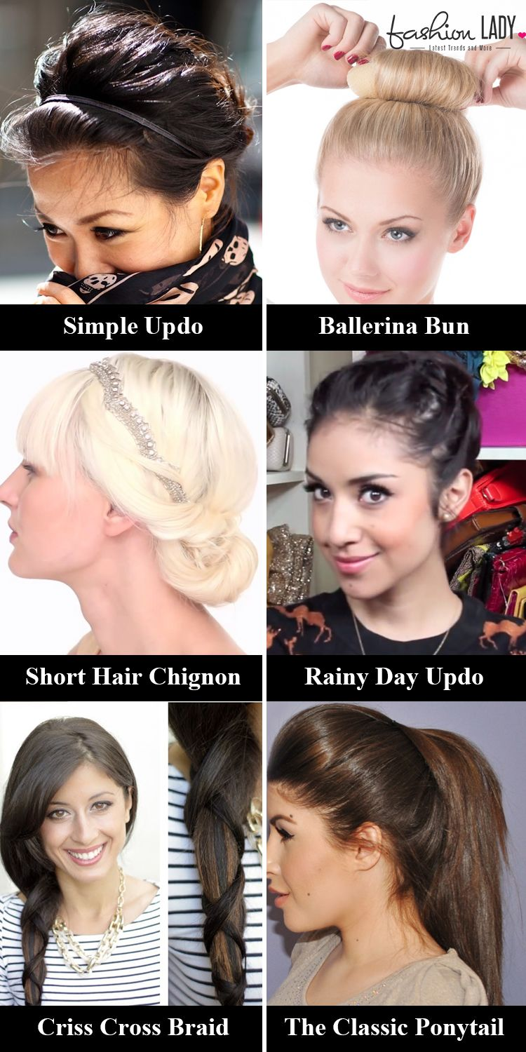 Beat The Bad Hair Blues With These Bad Hair Day Hairstyles Hair Styles Cool Hairstyles Hair Day