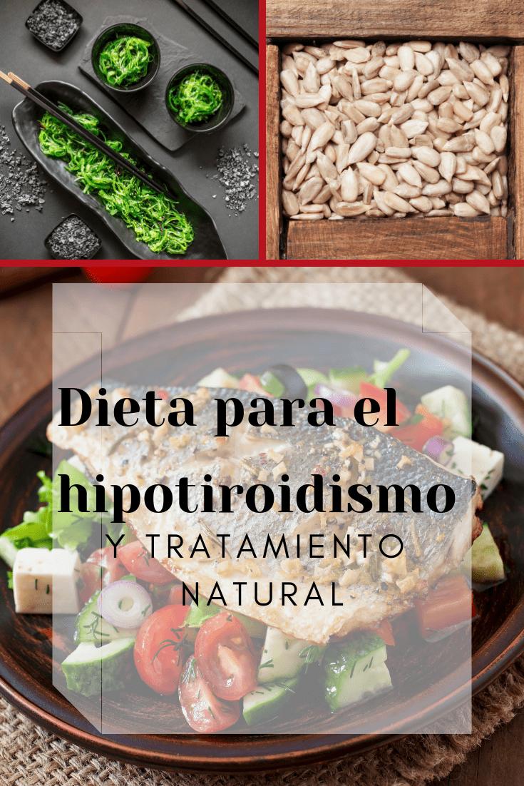 dietas para hipotiroidismo y bajar de peso