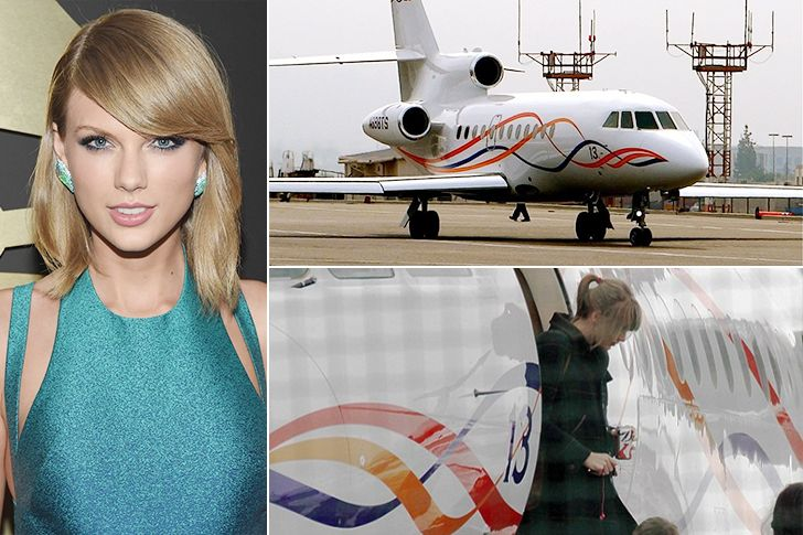 Taylor Swift Owns 2 Dassault Falcon Jets The Dassault 900 Estimated At 40 Million And A Falcon 50 Estimate Private Jet Small Private Jets Kylie Jenner Fans