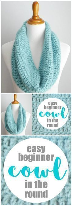 Photo of One Hour Cowl Crochet Pattern – Things To Crochet #crochet patterns for beginner…