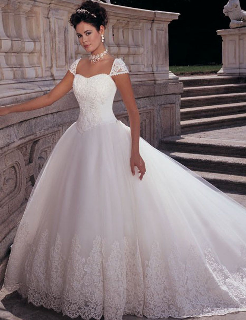 Fairytale wedding dresses google search disney wedding for Fairytale ball gown wedding dresses