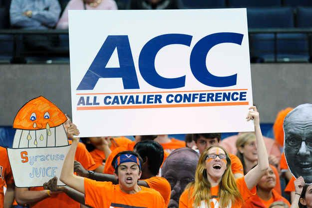 The best team in the ACC is the Virginia Cavaliers. They won the ACC regular season title outright.   2014 Is The Year Of The Cavalier