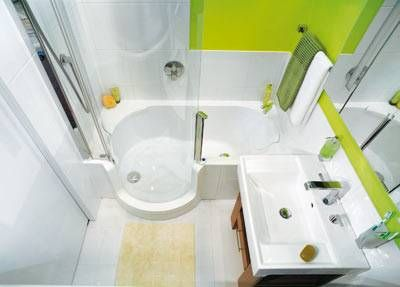Kleines Bad Renovieren Ideen | Möbelideen Kleine Badezimmer Beispiele