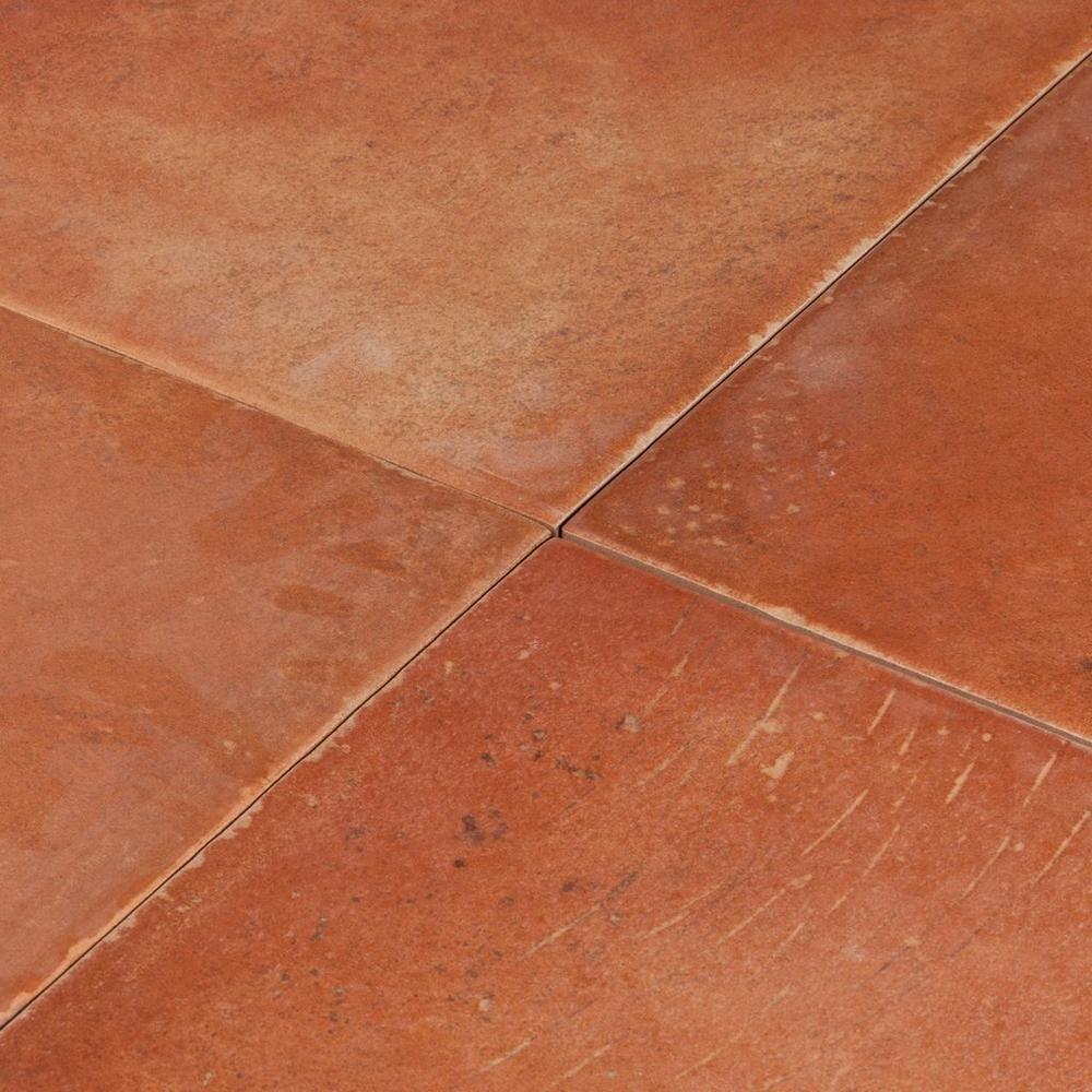 Quintana Spada Red Porcelain Tile 12 X 100066323