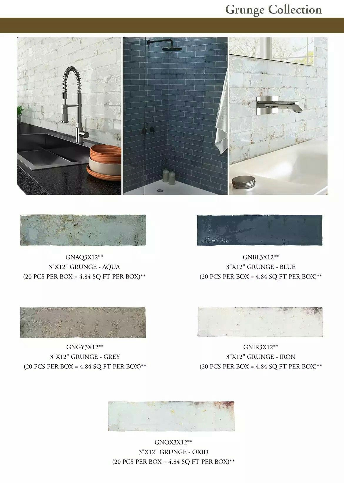 grunge 3x12 speartek subway backsplash in 2019 house tiles rh pinterest com