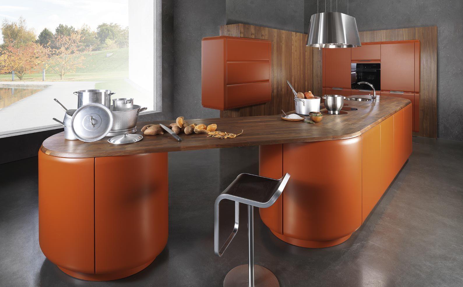 Rational Onda, uniek design met gewaagde kleuren   Keuken   Pinterest