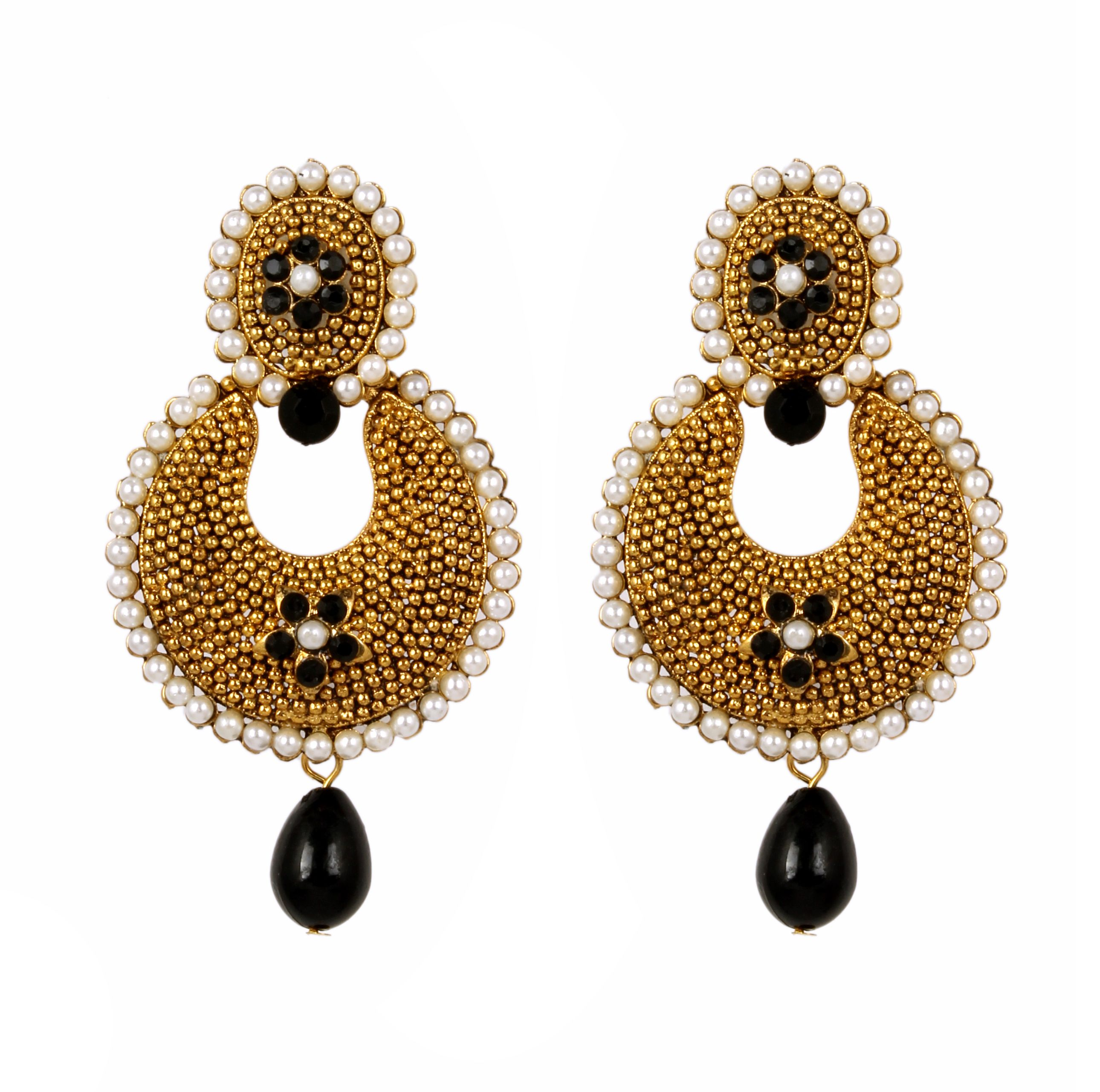 Earrings Online At Lowest Prices In India Find Hoops