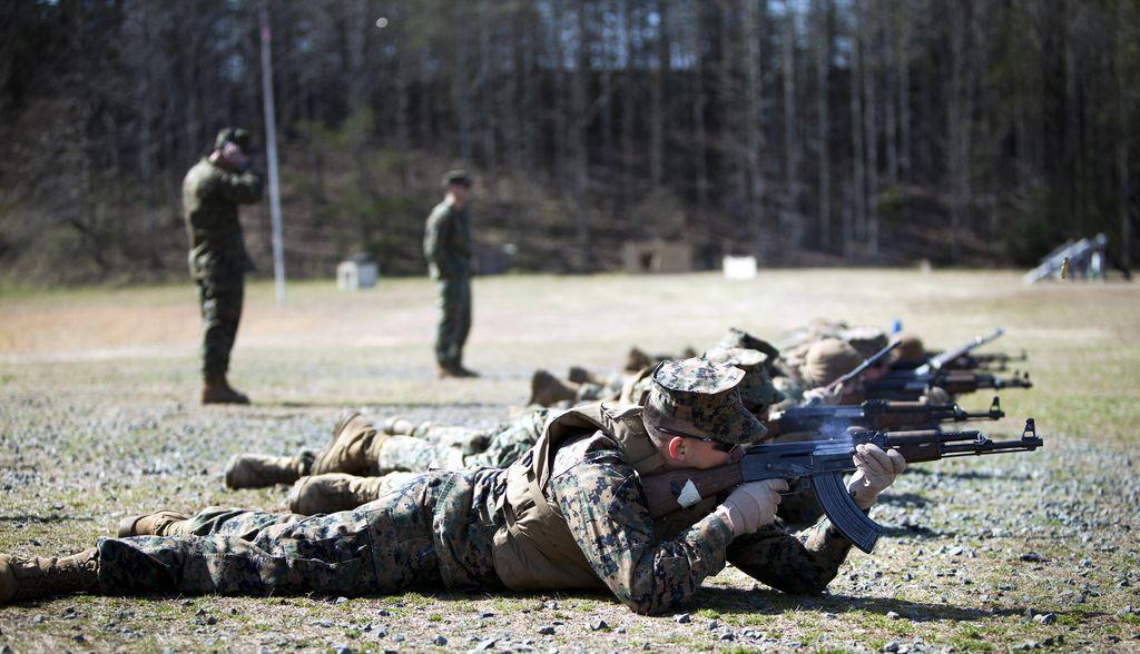 Pin on Marine Corps Oohrah, Devil Dog