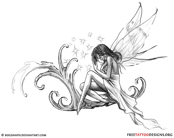 Fairy Tattoos Cute Evil Small Fairy Tattoo Designs And Ideas Fairy Tattoo Designs Fairy Tattoo Small Fairy Tattoos
