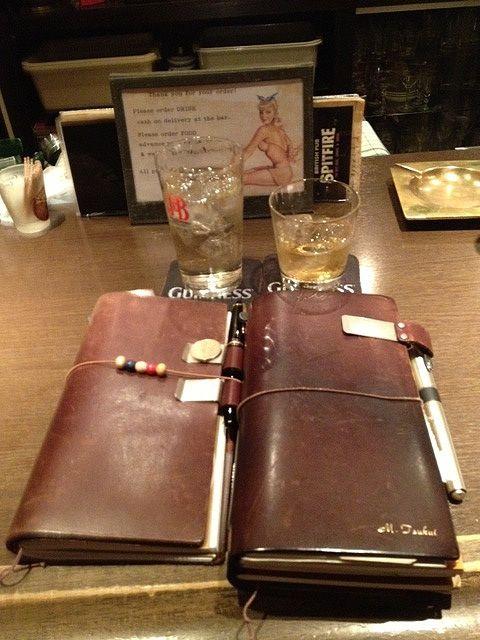 notebook TRAVELER'S - MIDORI