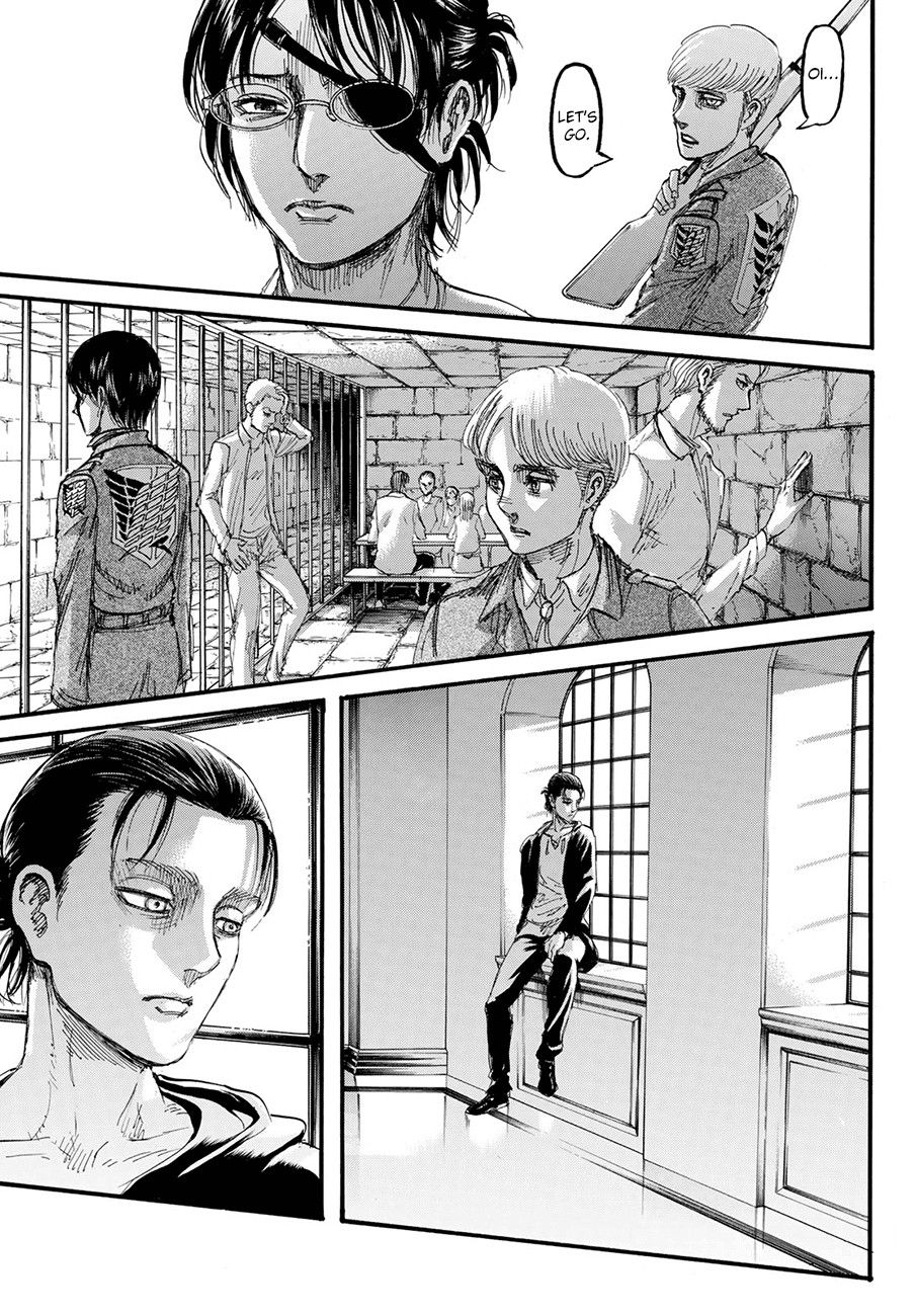 Isayama, Floch needs to go Attack on titan anime, Attack