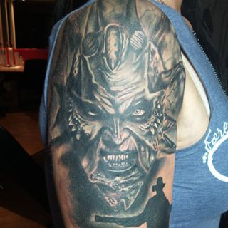 jeepers creepers where did you get those peepers jeepers creepers tattoos pinterest. Black Bedroom Furniture Sets. Home Design Ideas