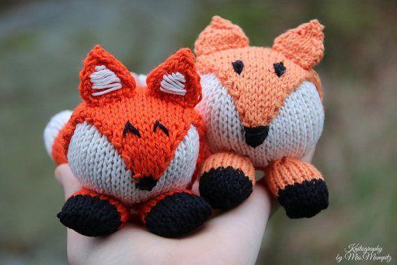 007f27584c4e7d Free Fox Knitting Patterns | In the Loop Knitting | knit | Knitting ...
