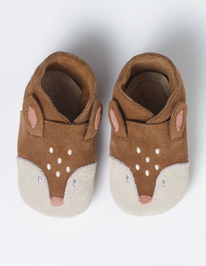 How cute are these baby shoes? Baby Deer Shoes #affiliate (if you click this link I will receive a small commission)