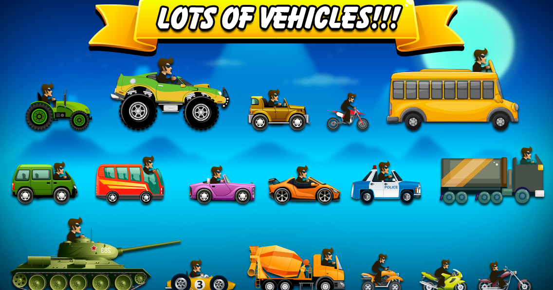 Free Download Hill Climb Racing Game Apps For Laptop, Pc
