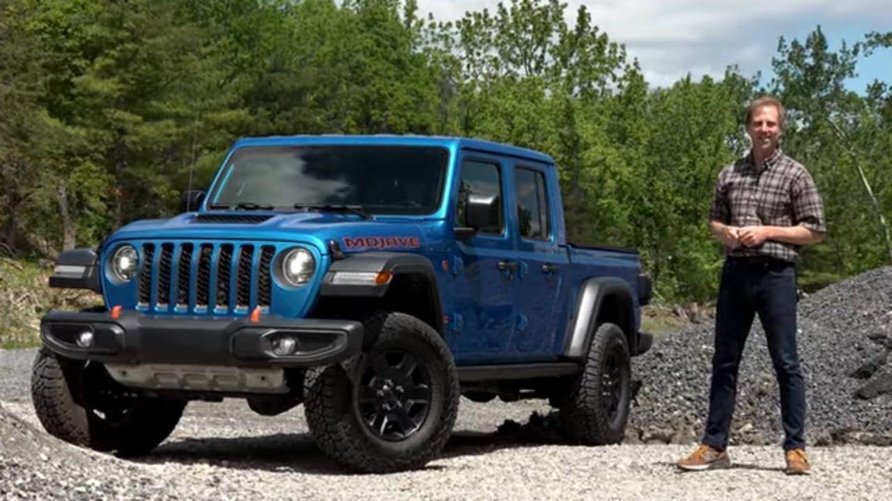 2020 Jeep Gladiator Mojave 4x4 No Desert No Problem Steve Hammes In 2020 Jeep Gladiator Jeep Gladiator
