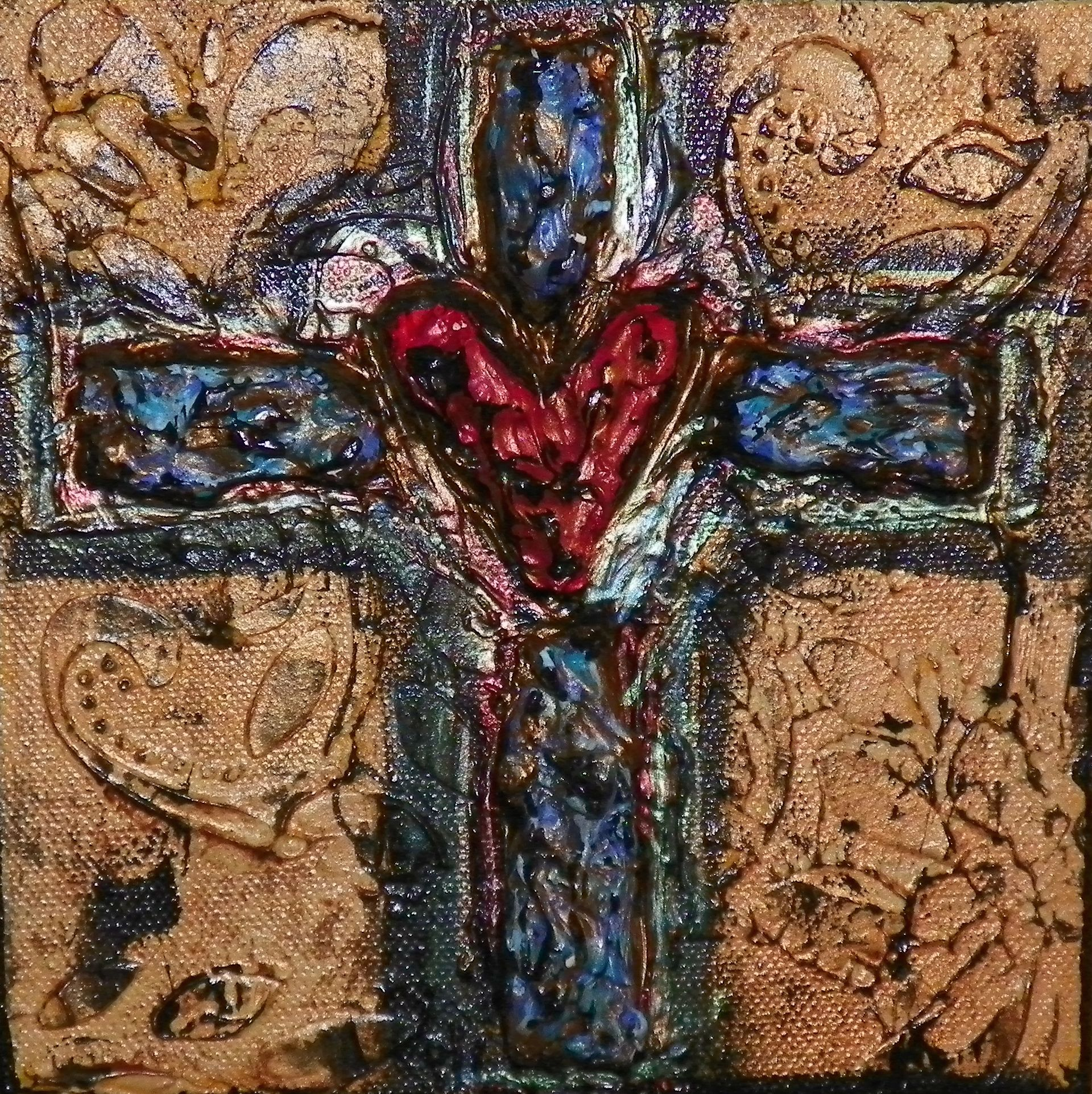Contemporary Christian Handcrafted Home Décor & Artwork in