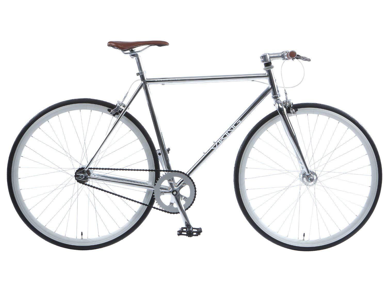 Viking Men's Urban Myth 700c Single Spd Fixed Bike Amazon